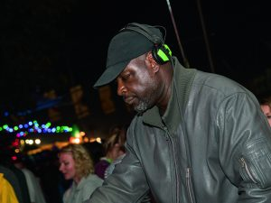 Acid House DJ, A Guy Called Gerald.