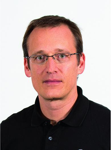 Florent Bernard, Director of Applications, Touring.