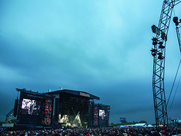The Great British summer on display at The Lemmy Stage.