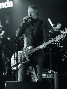 The project was the brainchild of some of the Haçienda pioneers including New Order's Peter Hook, the Event Producer.
