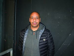 Tour Director, David Lawrence of DNG Production