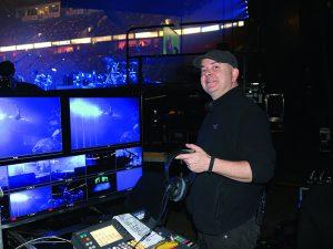 Video Director, Steve Price