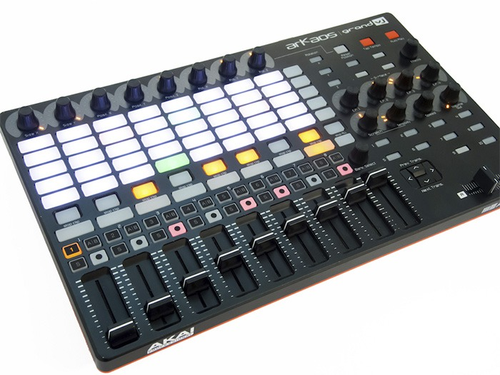 ArKaos' new GrandVJ 2 1 cover for the Akai APC40 mkII | TPi