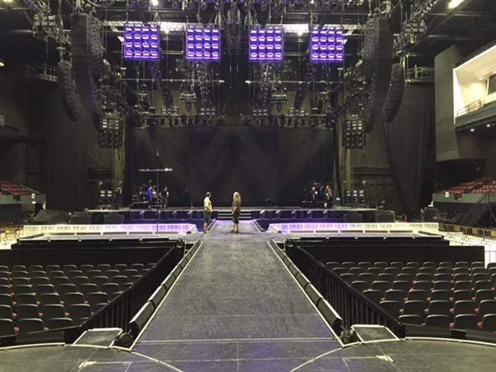 Rebel Heart Tour Countries