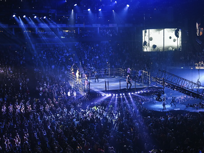 Photo The Fifth Estate. Philips Lighting today announced that its stage lighting will be used ... & Philips Lighting used on Justin Bieber 2017 Tour | TPi