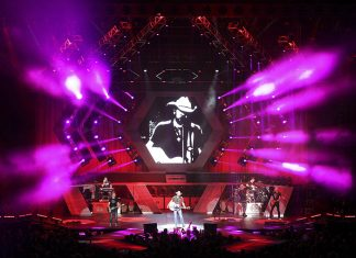 Chris Lisle Designs Jason Aldean They Donu0027t Know Tour With Elation. & Elation Lighting | TPi azcodes.com