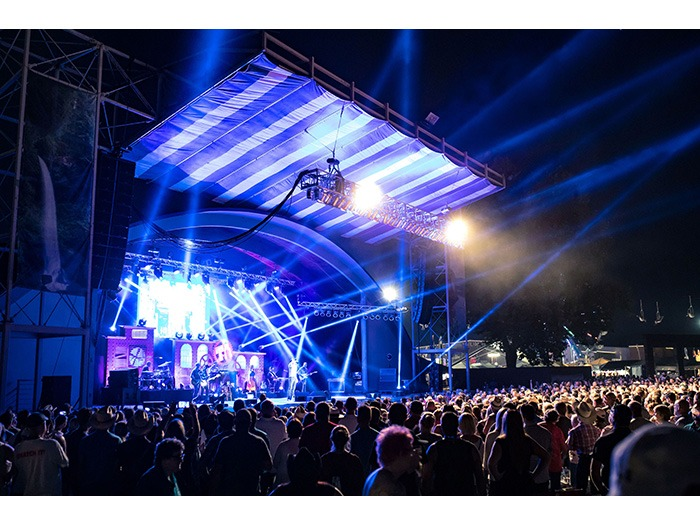 Cascade Sound & Stage Lighting Partners L-Acoustics | TPi