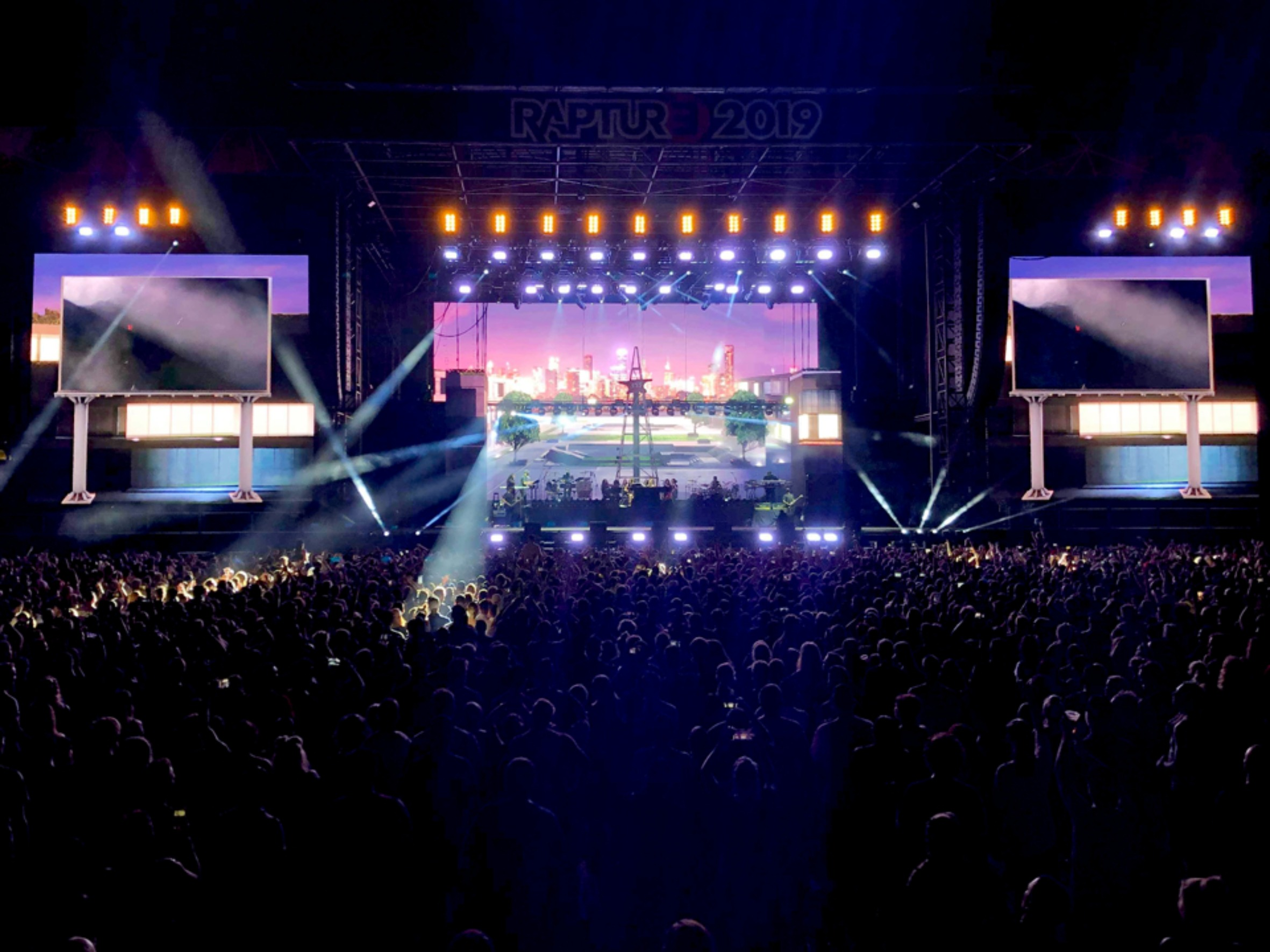 Brompton Technology Creates a Spectacle on the Eminem Rapture Tour | TPi