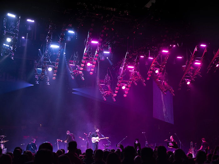 Mumford Sons Follow Delta Route With Kinesys Tpi