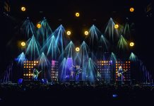 Entec supplies lighting for Alice In Chains