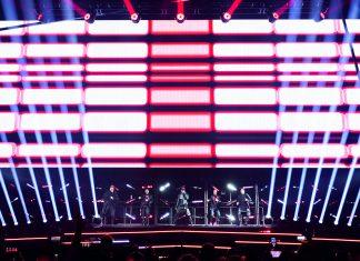 Backstreet Boys O2 Arena