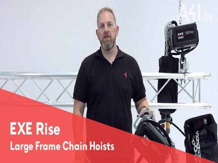 EXE Technology Large Frame Hosit Video Release on A4i.tv
