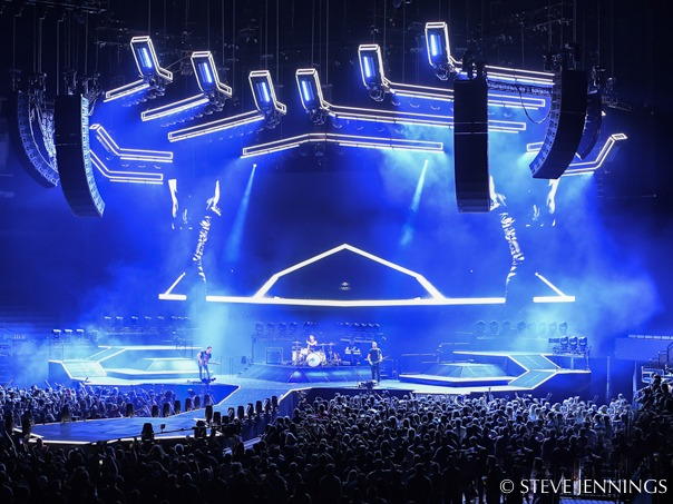 TMB supplies fixtures for Muse