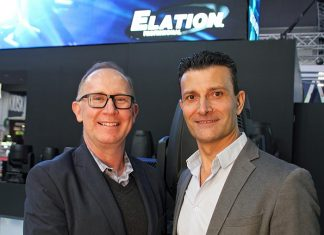 Elation Professional: ULA Group New Elation Distributor in Australia and New Zealand