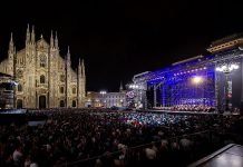 L-Acoustics K Series impresses Orchestra Filarmonica della Scala at Piazza Duomo open-air concert