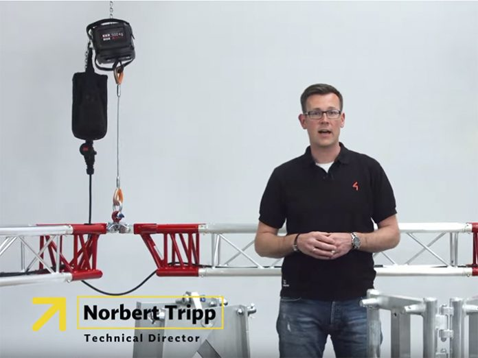 Norbert Tripp discusses the ultimate hinge