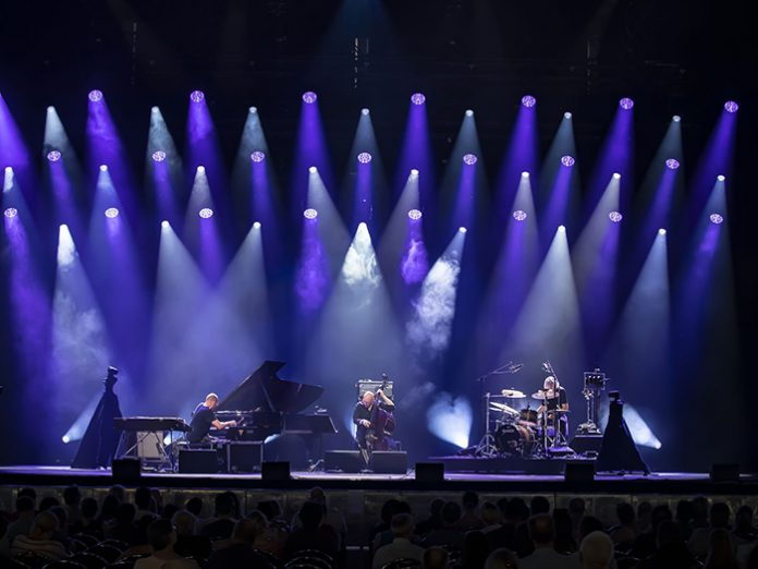 Robe supports Ghent Jazz Festival