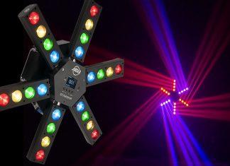 ADJ Introduces new lighting centrepiece