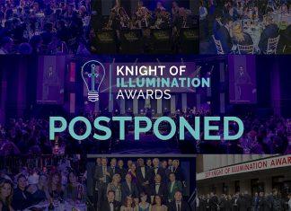 2020 Knight of Illumination Awards postponed until further notice